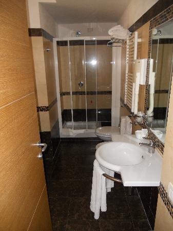 Hotel Galatea: Bagno Camera