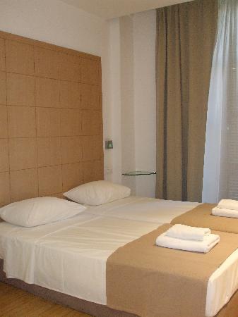 Chic Hotel: stanza