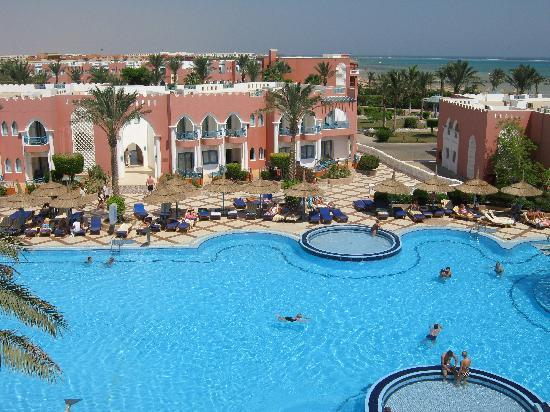 lti Tropicana Grand Azure: The pool