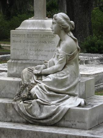 "Bonaventure Cemetery: ""Corinne"""