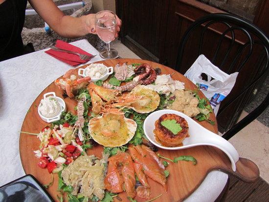 Al Vecio Pipa: a must try