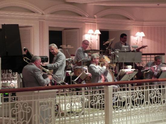 Disney's Grand Floridian Resort & Spa: Grand Floridian Jazz Orchestra
