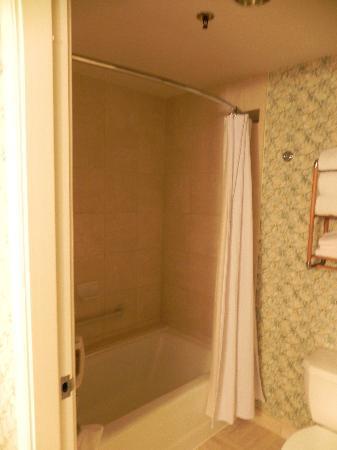 Disney's Grand Floridian Resort & Spa: Grand Floridian room 5209 bathroom