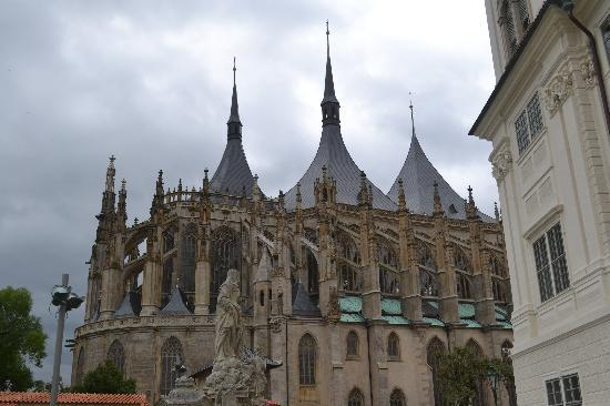St Barbara's Cathedral: Another View - Cathedral of St. Barbara