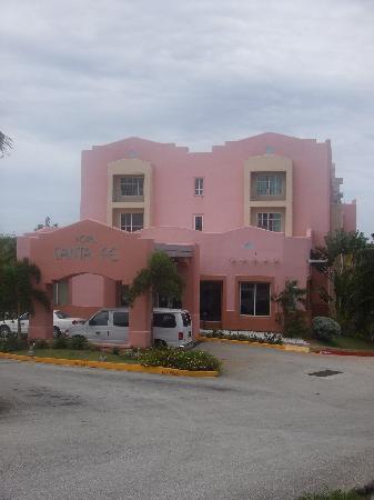 """Hotel Santa Fe Guam: """" Santa Fe """" style hotel"""