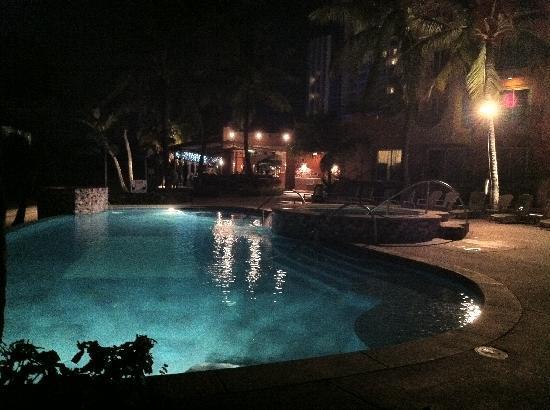 Hotel Santa Fe Guam: swimming pool