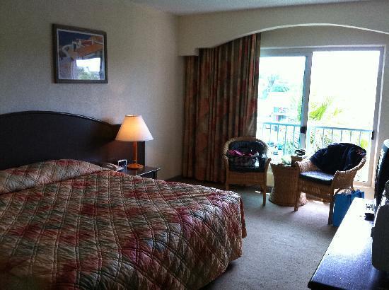 Hotel Santa Fe Guam: room