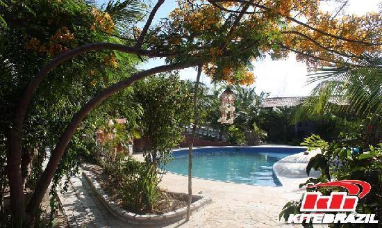 Kite Brazil Hotel: pool area kite brazil