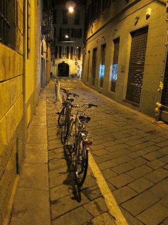 Ristorante Santa Marta: Out-of-the-way location.