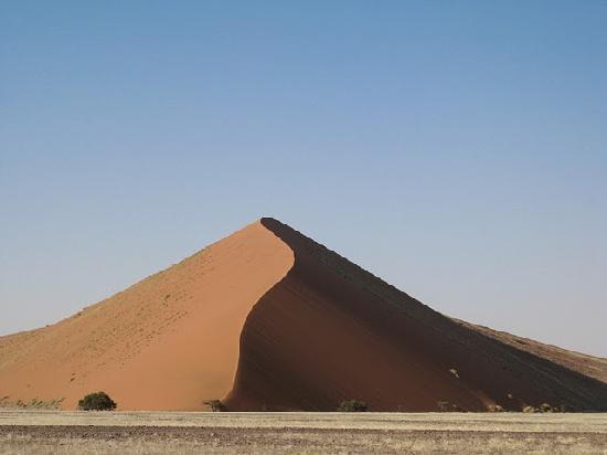 Sossusvlei: duna