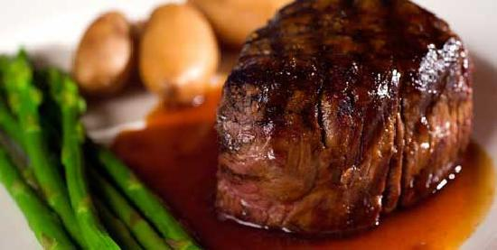 Old Barn Steakhouse: Steak