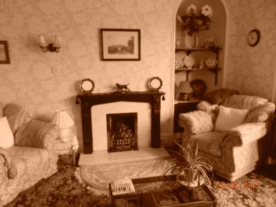 Ardconnel House B&B: The Sitting Room
