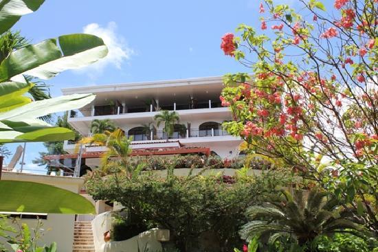 La Mariposa Hotel: edificio principal
