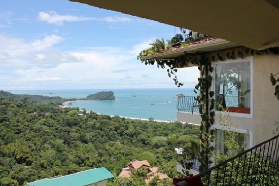 La Mariposa Hotel: vistas