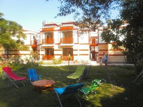 Lykia Edrassa Hotel: bahçe manzaralı odalarımız ...