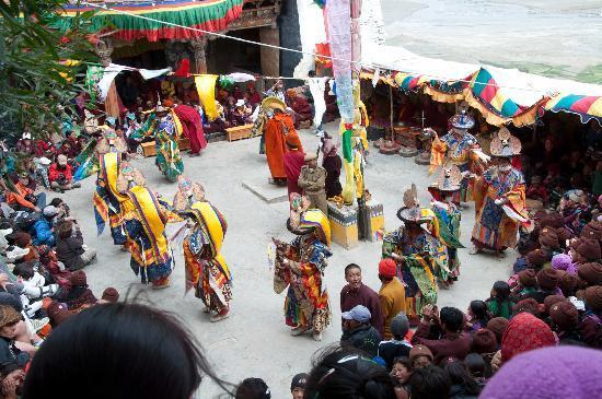 Zanskar Valley: Mask Dance in Karsha