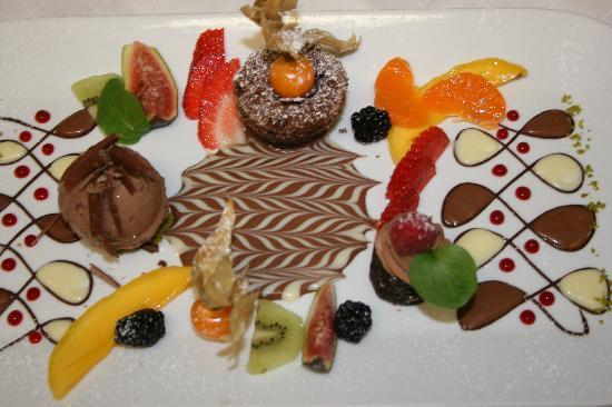 Hotel Schwarzberghof: Küche
