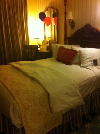 Disney's BoardWalk Inn: one of my favorite things... nightly turndown service