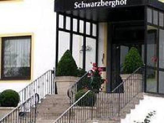 Hotel Schwarzberghof: Aussenansicht