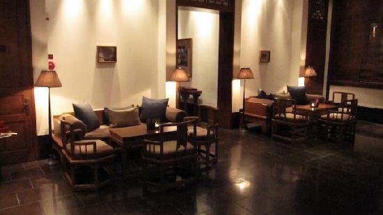 Aman Summer Palace: Lobby ...