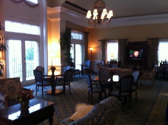 Disney's BoardWalk Inn: Inkeeper's Club Lounge