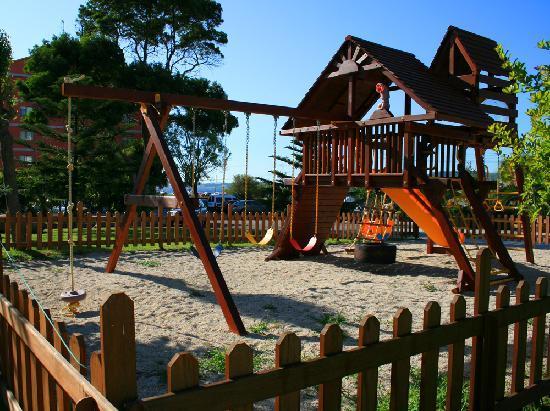 Hotel Delfin Azul: Parque infantil