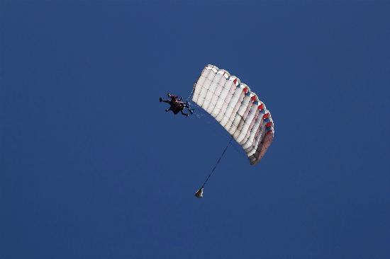 Skydive Mauritius: The skydive before ours