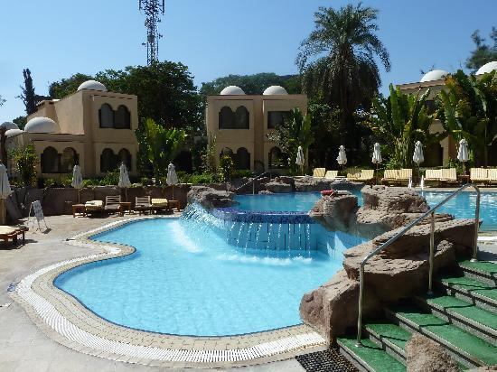 ACHTI Resort Luxor: garden pool