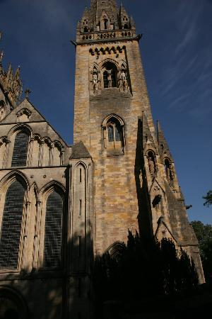 Llandaff Cathedral: Cathedral