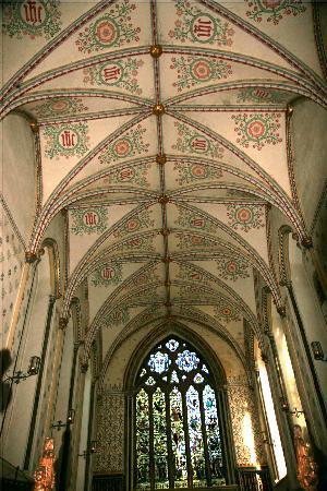 Llandaff Cathedral: Beautiful