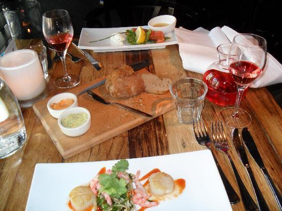 Humphrey's: Starters - a prelude to a great meal
