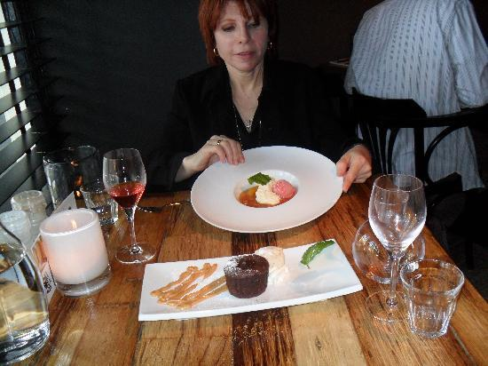 Humphrey's: desserts to cap off a great experience