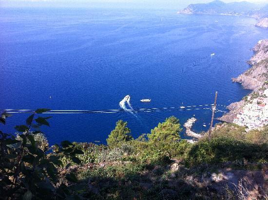 Artviva: The Original & Best Tours Italy: Cinque Terre coastline