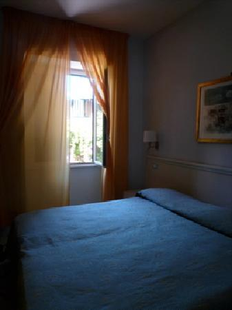 Hotel Rivamare: お部屋