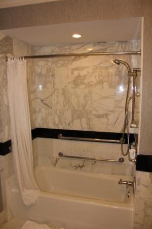 The Ritz-Carlton, South Beach: Shower