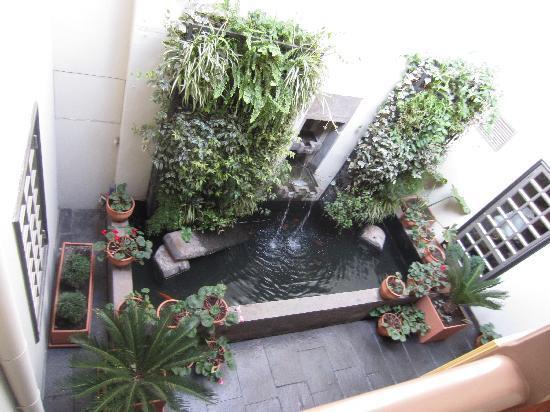 Aranwa Cusco Boutique Hotel: Walkway to Suite