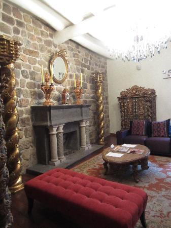 Aranwa Cusco Boutique Hotel: Sitting Area