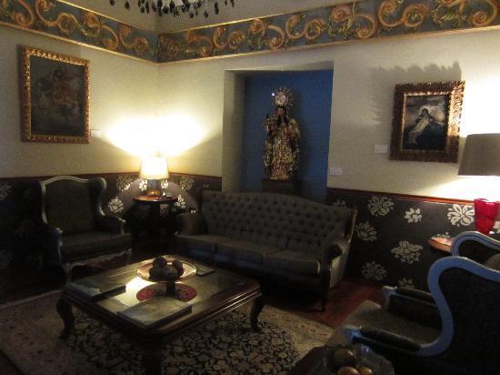 Aranwa Cusco Boutique Hotel: Lounge