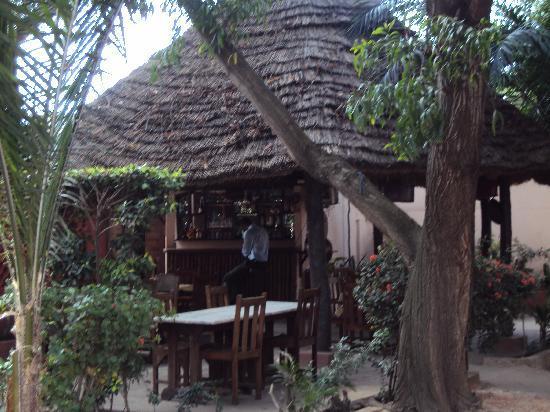 โลเม, โตโก: la terrasse