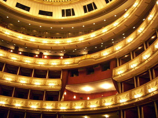 Opera of Vienna Guided Tour