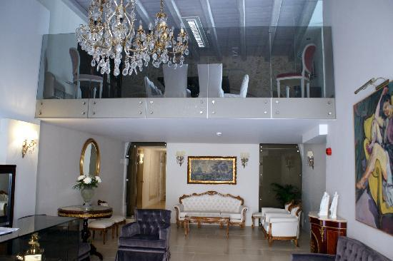 Rimondi Boutique Hotel: Lobby