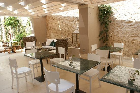 Rimondi Boutique Hotel: Restaurant