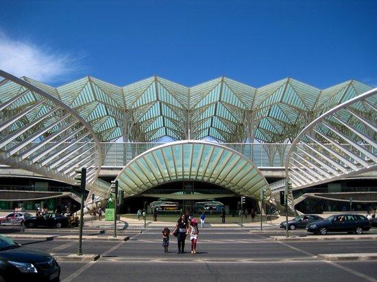 Estacao Gare do Oriente: Gare de Oriente