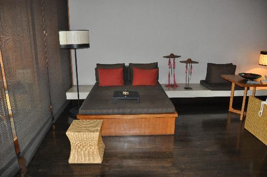 อนันตรา เชียงใหม่ รีสอร์ท แอนด์ สปา: Sitting/lounge area.