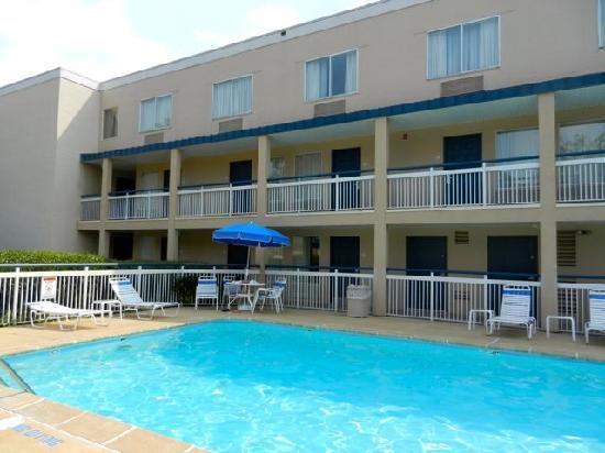 دايز إن تشاتانوجا/هاميلتون بلاس: Pool Fairfield Inn Chattanooga