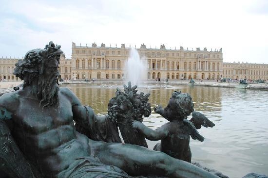Guidatours Versailles: Château de Versailles