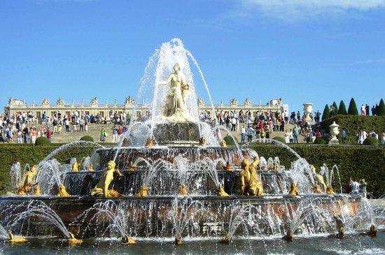 Guidatours Versailles