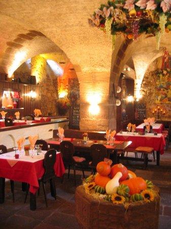 Restaurant Caveau Folie Marco: La Folie ... à l'Automne