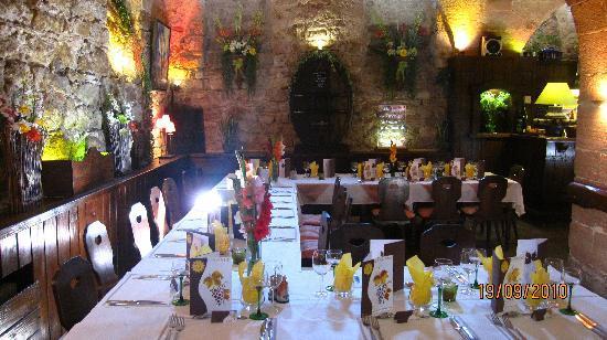Restaurant Caveau Folie Marco: La Folie ... version Banquet