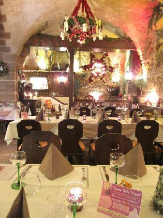 Restaurant Caveau Folie Marco: La Folie ... de Noël
